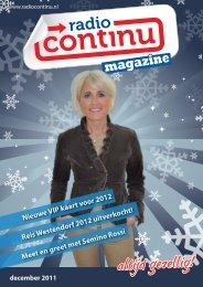 December 2011 - Radio Continu