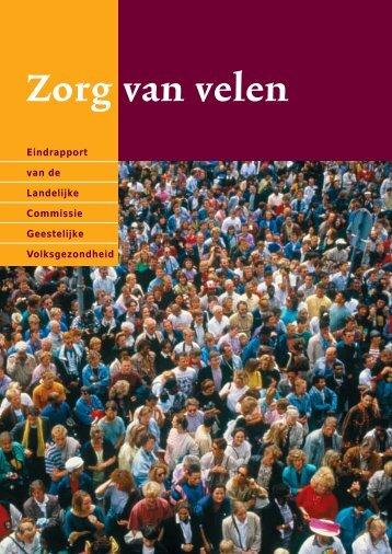Zorg voor Velen - PsychiatrieWeb.nl
