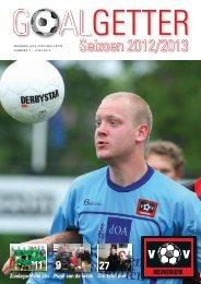 Goalgetter juni 2013 - Nieuwerkerk