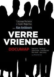 Verre Vrienden Documap - Cultuurcentrum Brugge