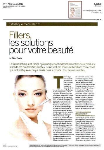 Piliers, es solutions pour votre beauté - EuroMediCom