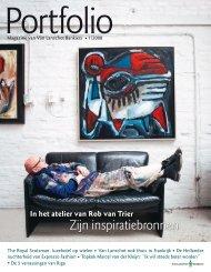 Zijn inspiratiebronnen - Rob van Trier, Kunstschilder