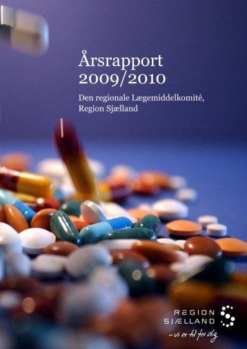Årsrapport 2009/2010 - Region Sjælland