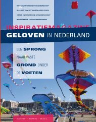 Geloven in Nederland - NAW plus - Direct Marketing Diensten