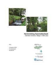 Bijlage C - Landinrichting Saasveld-Gammelke