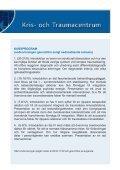 Diagnos och behandling av kronisk traumatisering - ett ... - Kris - Page 3