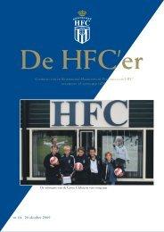 nr. 04. 20 oktober 2009 - Koninklijke HFC