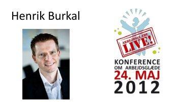 Henrik Burkal