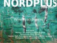 rapport A.cdr - Nordisk Textil Net