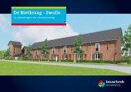 De Rietkraag - Zwolle - Bouwfonds Ontwikkeling