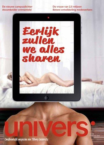 Onafhankelijk magazine van Tilburg University