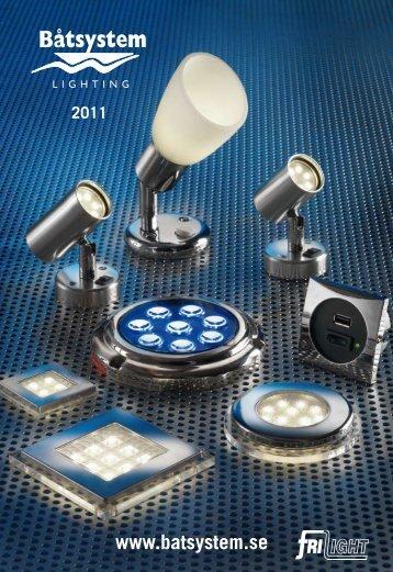 Batsystem lighting 2011.pdf - Båtsystem