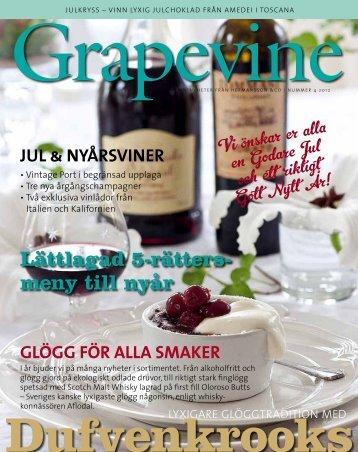 Grapevine nr 4, 2012 - Hermansson & Co