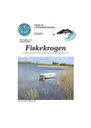 Fiskekrogen Nr. 3 2008 - Trend Å Lystfiskeriforening
