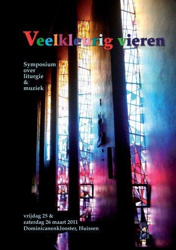 Download de symposiumbundel 2011 - Eredienst Creatief