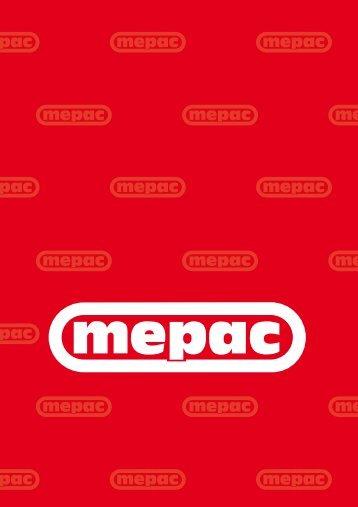 Documentatie Mepac producten (PDF bestand 5,1 MB)