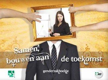Genderzakboekje - ACV