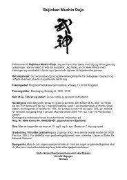 RETNINGSLINJER MUSHIN DOJO.pdf - Bujinkan Mushin Dojo ...