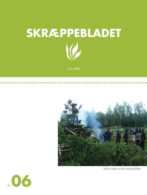 2008-06 i pdf - Skræppebladet