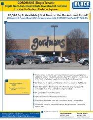 Noland Fashion Square Gordmans.pdf - Block and Company