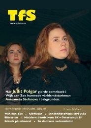 När Judit Polgar gjorde comeback i Wijk aan Zee hamnade ...