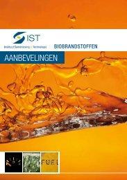 AANBEVELINGEN - Instituut Samenleving en Technologie