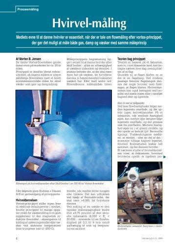 Hvirvel-måling - Techmedia