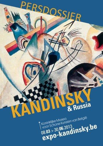 PERSDOSSIER - Expo Kandinsky