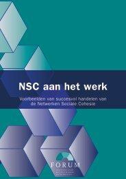 NSC aan het werk - Forum, Instituut voor Multiculturele ontwikkeling