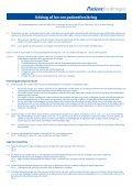 Patientforsikring anmeldelses skema - DrStorm - Page 4