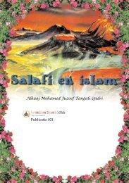 021 Salafi en islam.pdf - Islamitische Wetenschap Ahle Sunnat