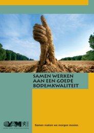 Samen werken aan een goede bodemkwaliteit - EPC-platform