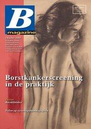 B-magazine oktober 2008 - Logo waasland