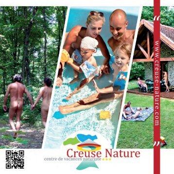 Even voorstellen - Creuse Nature