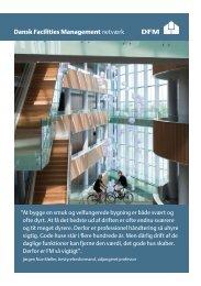 Brochure om DFM netværk