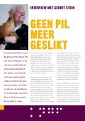 In dit nummer: Interview met Gerrit Stein 'Geen pil meer geslikt ... - Page 4