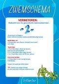 Verbeteren - gevorderde banenzwemmer - klo-kl.pdf - Kleine Oase - Seite 2