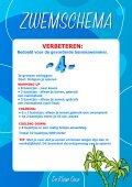 Verbeteren - gevorderde banenzwemmer - klo-kl.pdf - Kleine Oase - Seite 4