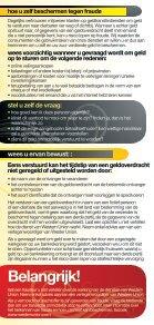 beschermen tegen fraude? - Orfinance - Page 2