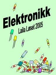 Elektronikk - Evina