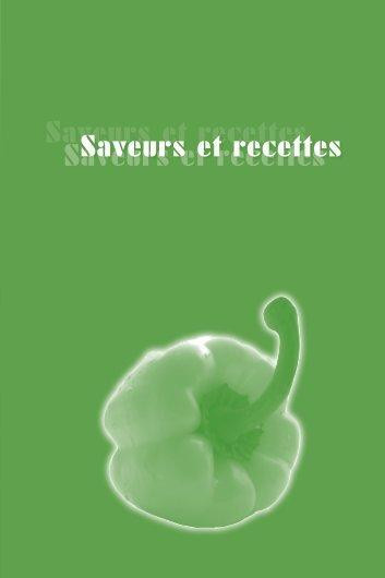 Saveurs et recettes - Littérature de Jeunesse
