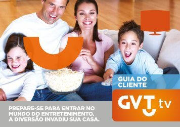 GUIA DO CLIENTE - GVT