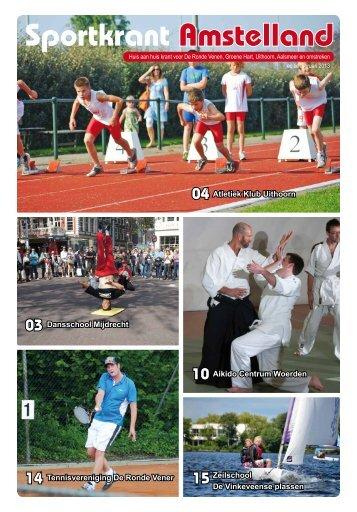 Atletiek Klub Uithoorn Aikido Centrum Woerden Tennisvereniging ...