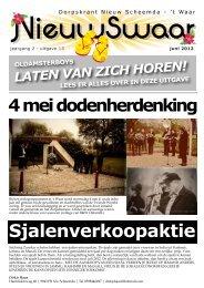 De krant van juni 2012 - Nieuw Scheemda