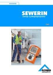 sewerin overblik gas - Glynwed A/S