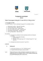 Bilag B_Referat Styregruppemøde den 13 03 2013 ... - Ishøj Kommune