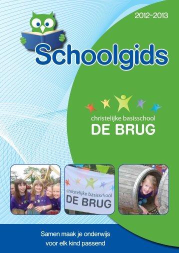 De Brug - Schoolgidsen