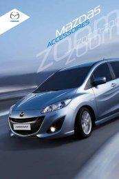 Mazda5 accessoires