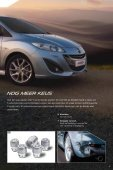 Mazda5 accessoires - Page 7