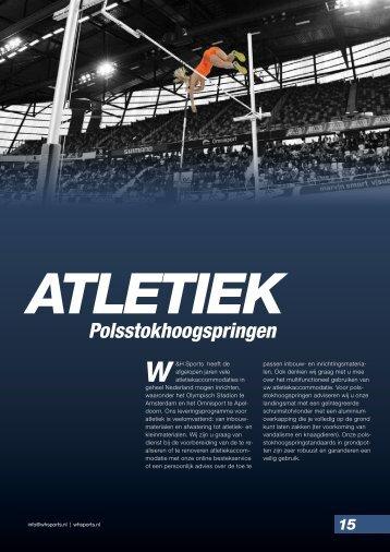 Polsstokhoogspringen - W&H Sports